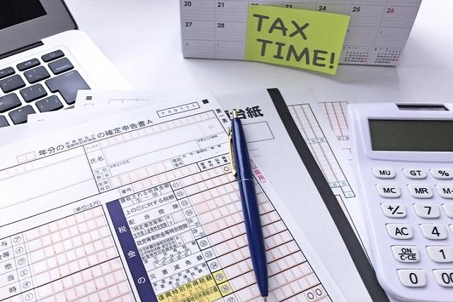 税務・決算業務支援サービスのイメージ